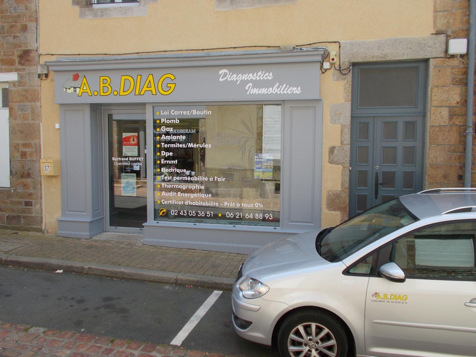 diagnostics immobiliers Ernée-Mayenne